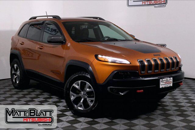 2015 Jeep Cherokee Trailhawk Toms River NJ