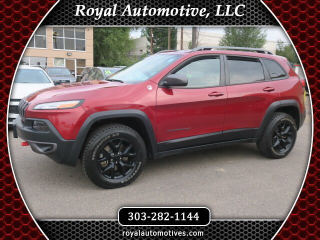 2015 Jeep Cherokee Trailhawk w/ 3.2L V-6 Englewood CO