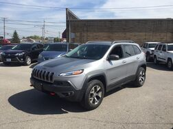 2015_Jeep_Cherokee_Trailhawk_ Cleveland OH