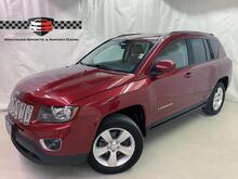2015_Jeep_Compass_4WD High Altitude Leather Sunroof Remote Start_ Maplewood MN