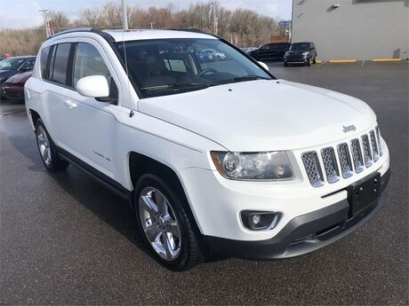 2015 Jeep Compass 4WD LIMITED Evansville IN
