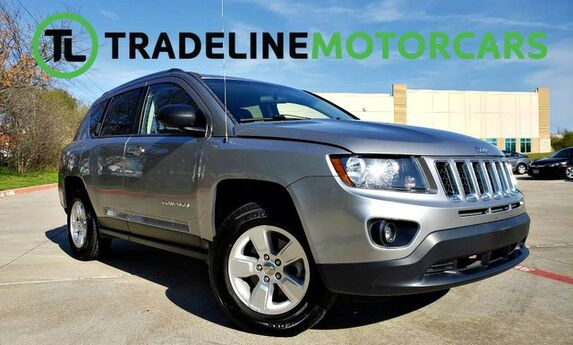 2015 Jeep Compass Altitude Edition CRUISE CONTROL, AUX, POWER WINDOWS, AND MUCH MORE!!! CARROLLTON TX