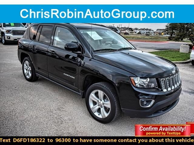 2015 Jeep Compass FWD 4DR LATITUDE Midland TX