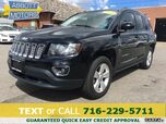 2015 Jeep Compass High Altitude 4WD with Heated Leather