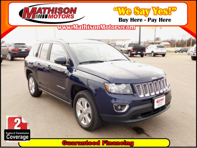 2015 Jeep Compass High Altitude Clearwater MN