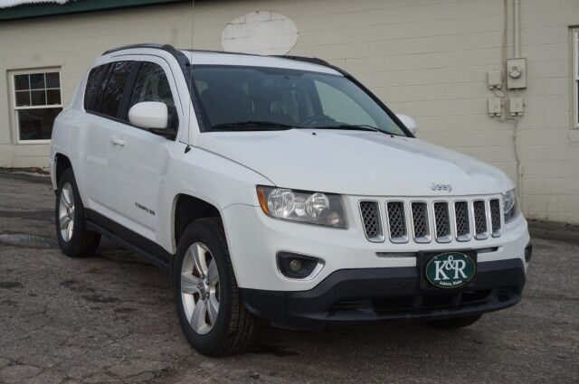2015 Jeep Compass High Altitude Edition Auburn ME