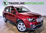 2015 Jeep Compass High Altitude Edition BLUETOOTH, LEATHER, CRUISE CONTROL AND MUCH MORE!!!