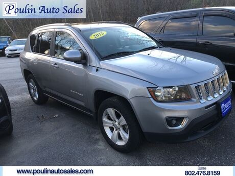 2015 Jeep Compass High Altitude Edition Barre VT