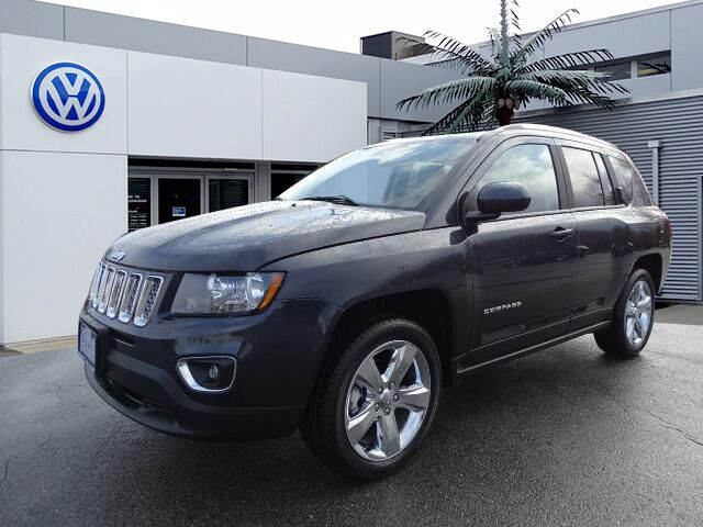 2015 Jeep Compass High Altitude Edition Providence RI