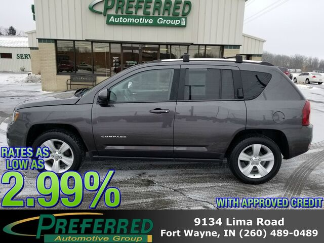 2015 Jeep Compass High Altitude Edition Fort Wayne Auburn and Kendallville IN