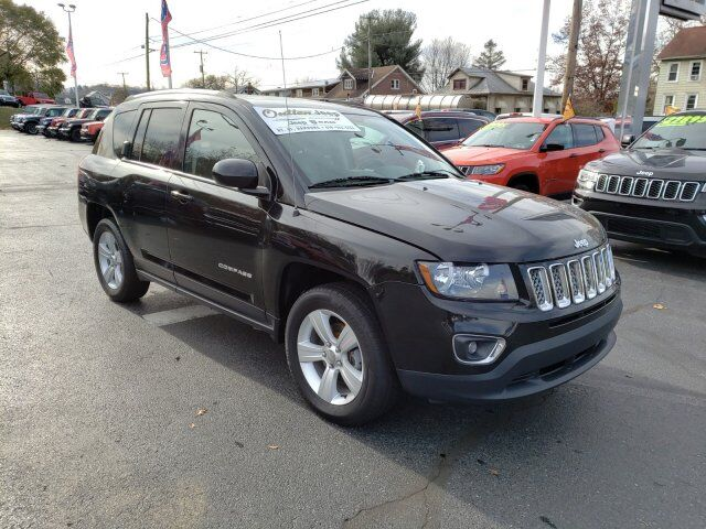 2015 Jeep Compass High Altitude Edition Hamburg PA