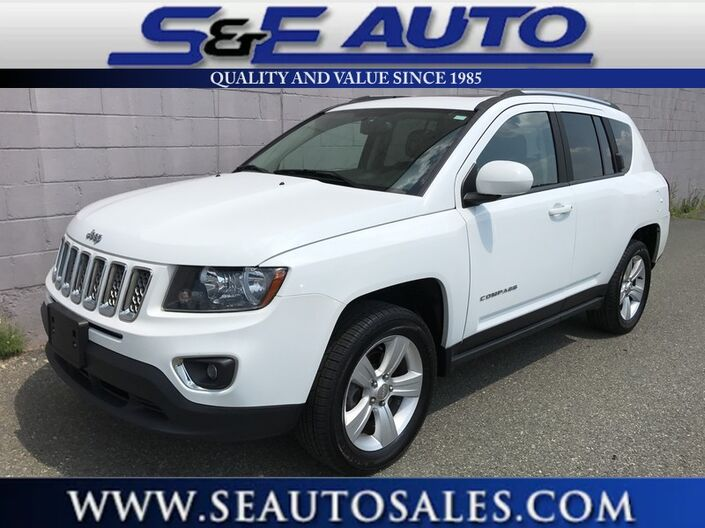2015 Jeep Compass High Altitude Edition Weymouth MA