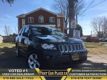 2015_Jeep_Compass_High Altitude|$49Wk|HtdLthrSeats|Bluetooth|KeylessEntry|_ London ON