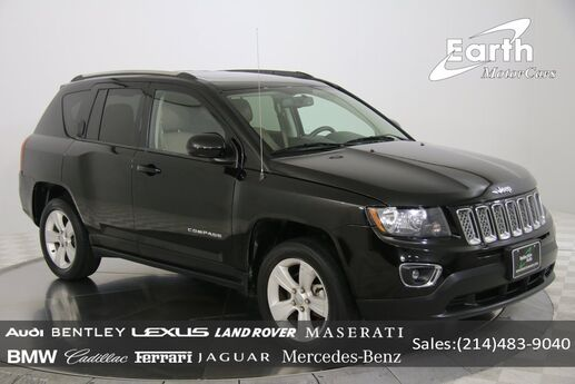 2015 Jeep Compass Latitude Carrollton TX