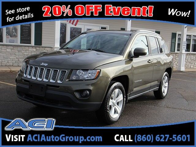2015 Jeep Compass Latitude East Windsor CT