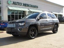 2015_Jeep_Compass_Latitude FWD LEATHER, SUNROOF, BACKUP CAMERA, HTD FRONT SEATS, REMOTE START, BLUETOOTH CONNECTIVITY_ Plano TX