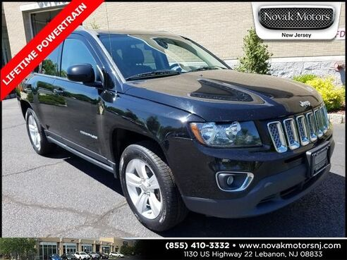 2015_Jeep_Compass_Latitude_ Lebanon NJ