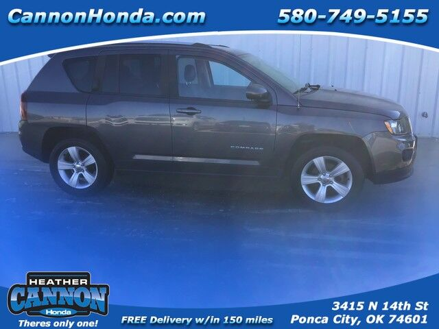 2015 Jeep Compass Latitude Ponca City OK