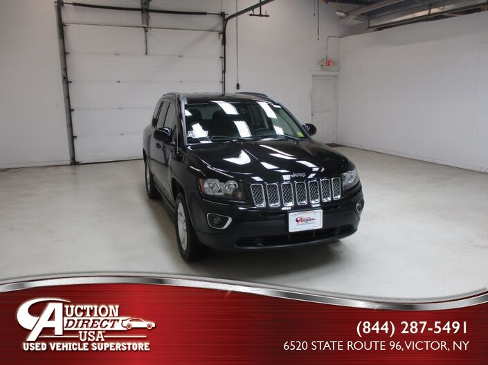 2015 Jeep Compass Latitude Raleigh