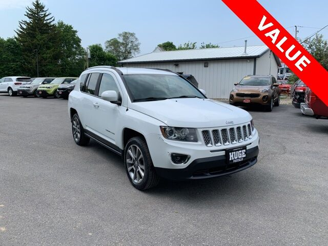 2015 Jeep Compass Limited Schenectady NY