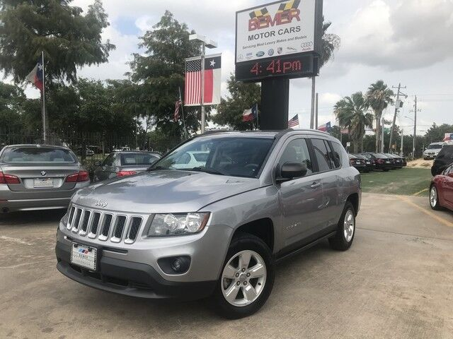 2015_Jeep_Compass_Sport_ Houston TX