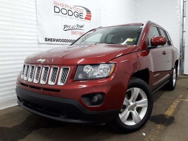 2015 Jeep Compass Sport | HEATED SEATS | REMOTE START | CLEAN CARFAX