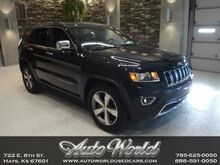 2015_Jeep_GRAND CHEROKEE 4X4 LMT__ Hays KS
