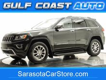 2015_Jeep_GRAND CHEROKEE_LIMITED 1FL OWNER V6 LEATHER NAVIGATION LOW MILES EXTRA CLEAN !!_ Sarasota FL