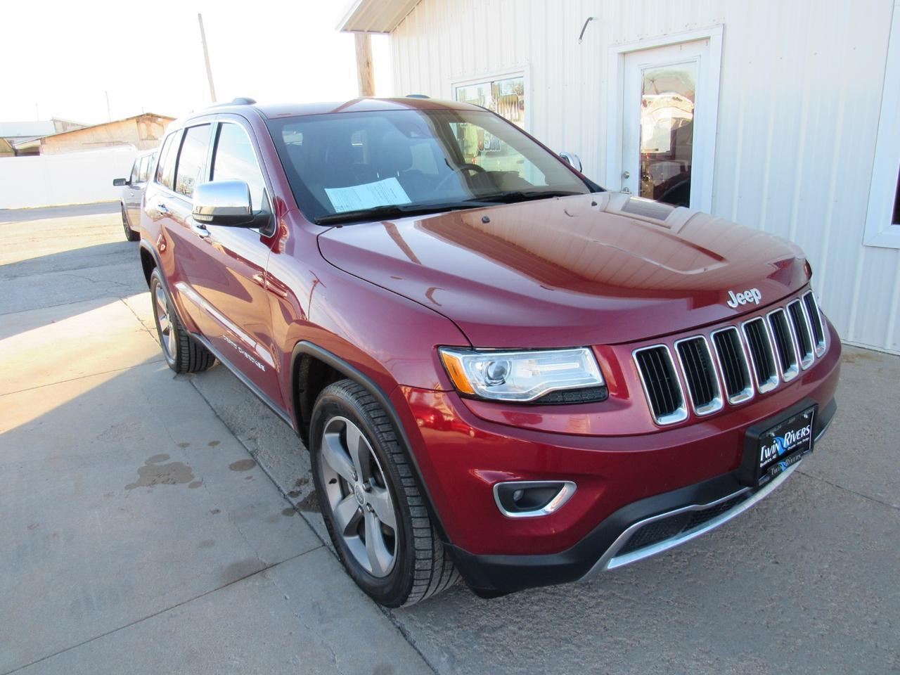2015 Jeep GRAND CHEROKEE LIMITED Beatrice NE
