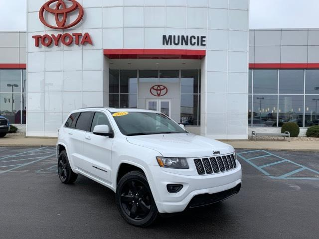 2015 Jeep Grand Cherokee 4WD 4dr Altitude Muncie IN