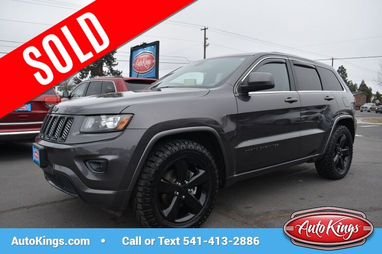 2015 Jeep Grand Cherokee 4WD 4dr Laredo Bend OR