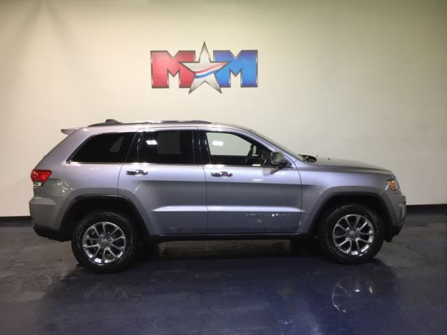 Vehicle Details 2015 Jeep Grand Cherokee At Motor Mile