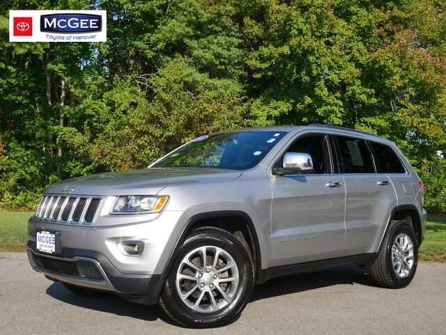 2015 Jeep Grand Cherokee 4WD 4dr Limited Hanover MA