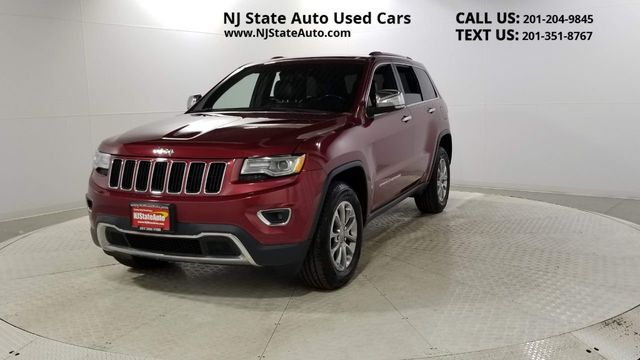 2015 Jeep Grand Cherokee 4WD 4dr Limited Jersey City NJ