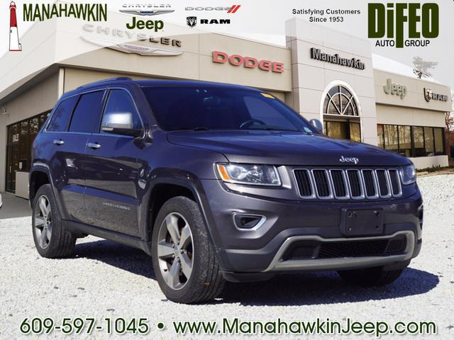 2015 Jeep Grand Cherokee 4WD 4dr Limited Manahawkin NJ