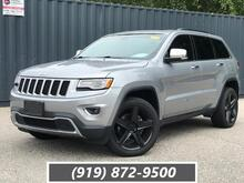 2015_Jeep_Grand Cherokee_4WD 4dr Limited_ Raleigh NC