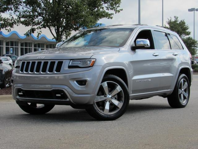 2015 Jeep Grand Cherokee 4WD 4dr Overland Cary NC