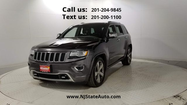 2015 Jeep Grand Cherokee 4WD 4dr Overland Jersey City NJ