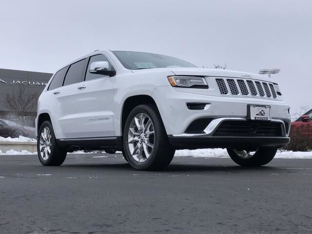 2015 Jeep Grand Cherokee 4WD 4dr Summit Appleton WI