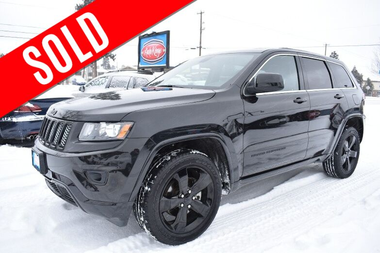 2015 Jeep Grand Cherokee 4WD Laredo Altitude Bend OR