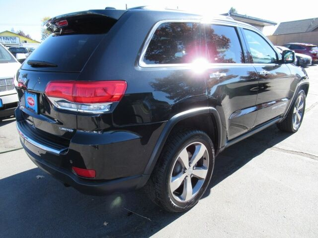 2015 Jeep Grand Cherokee 4WD Limited Bend OR