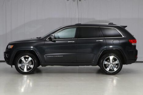 2015 Jeep Grand Cherokee 4WD Overland West Chester PA