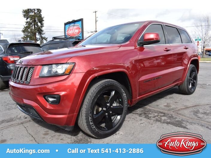 2015 Jeep Grand Cherokee Altitude 4WD Bend OR