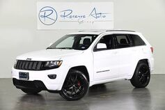 2015 Jeep Grand Cherokee Altitude 4WD Navigation Custom Audio/Wheels