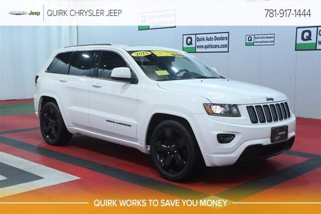 2015 Jeep Grand Cherokee Altitude Braintree MA
