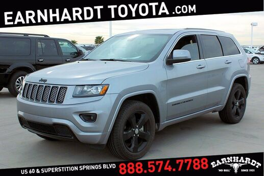 2015 Jeep Grand Cherokee Altitude *HEATED SEATS* Phoenix AZ