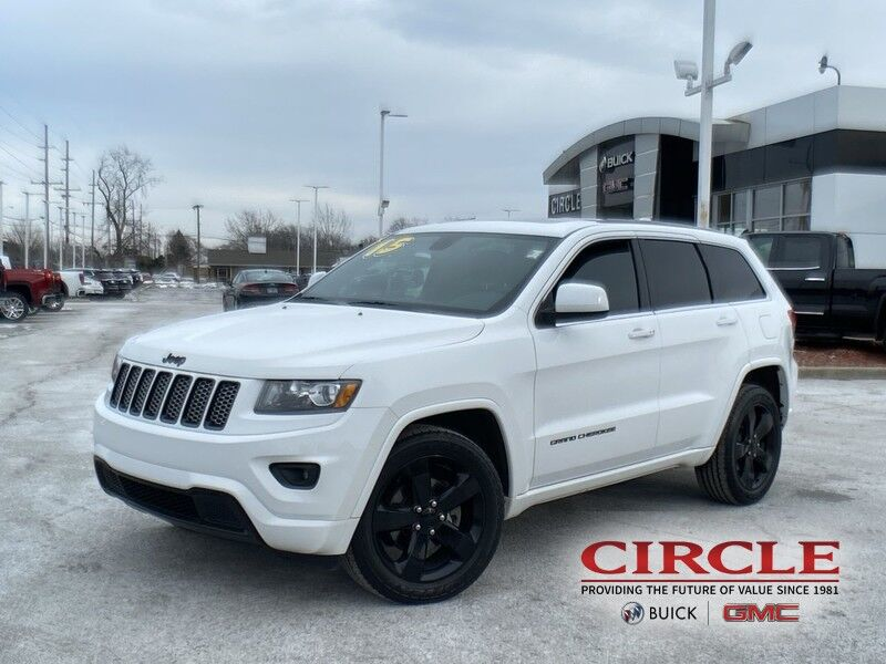 2015 Jeep Grand Cherokee Altitude Highland IN