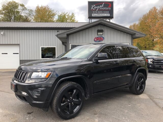2015 Jeep Grand Cherokee Altitude Middlebury IN