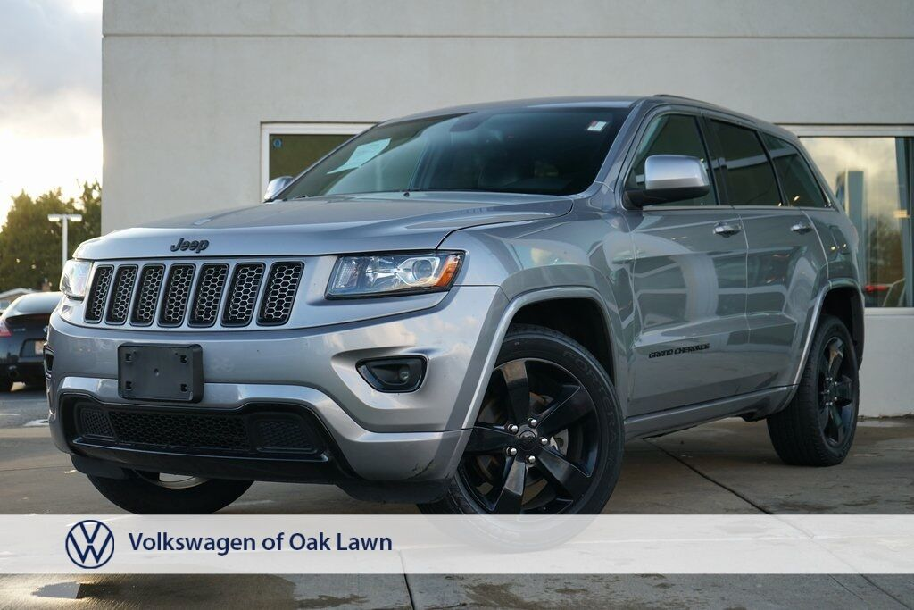 2015 Jeep Grand Cherokee Altitude Oak Lawn IL