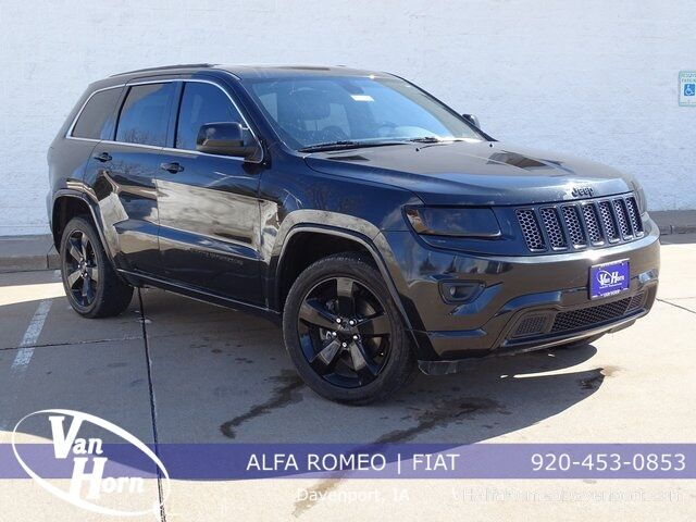 2015 Jeep Grand Cherokee Altitude Plymouth WI